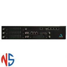 مرکز تلفن دلتا پلاس مدل DP16FXO48FXS2E1 - Delta Plus Gateway DP16FXO48FXS2E1
